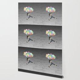 Balloon Ride Wallpaper