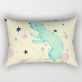 rat - chinese horoscope Rectangular Pillow