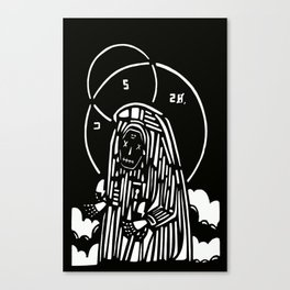 CRY Canvas Print