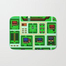link game boy Bath Mat