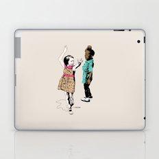 Dancing Kids Laptop & iPad Skin