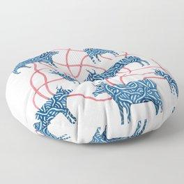 Cows Floor Pillow
