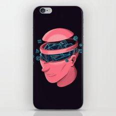 Platonic iPhone Skin