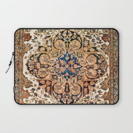 Ferahan Arak  Antique West Persian Rug Print Laptop Sleeve