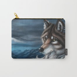 Naira Wolf Carry-All Pouch