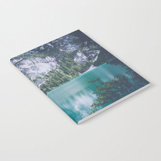 Peer Through Notebook
