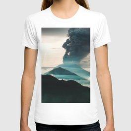 Mount Agung Volcanic Eruption T-shirt