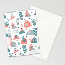 Le Printemps  Stationery Cards
