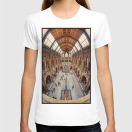 Natural History Museum in London, England T-shirt