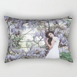 Wisteria magic Rectangular Pillow