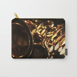 Summer Jazz Carry-All Pouch