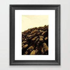 Turf Framed Art Print