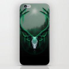 Wild Horns iPhone & iPod Skin