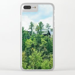 Nature's Way Clear iPhone Case