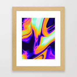 Salom Framed Art Print