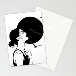 Mascot Stationery Cards