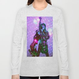 Neon Rock and Roll Long Sleeve T-shirt