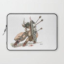 Écureuil Barbare Laptop Sleeve