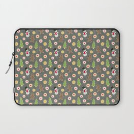 Holiday Cookies on a Beat Up Cookie Sheet Laptop Sleeve