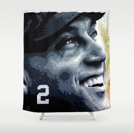 The Captain Shower Curtain
