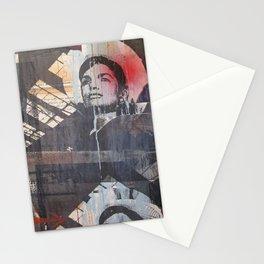 Stereo Jackie Stationery Cards