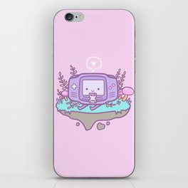 Cutie Gamer iPhone Skin