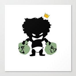 VAiN$ Bags Canvas Print