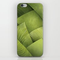 grass iPhone & iPod Skins featuring Grass by Yevheniia Hlova