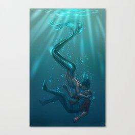 Cherik Canvas Print