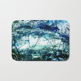 Artic Sea Bath Mat
