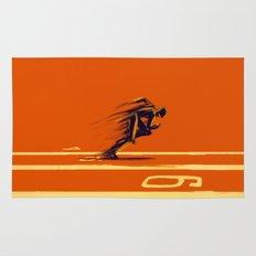 Athlethic's Run Rug