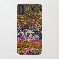 the neighbourhood iPhone & iPod Cases featuring Some neighbourhood called flower by Martin Carri