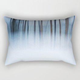 The Mysterious Forest Rectangular Pillow