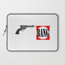 Wild West Bang Laptop Sleeve