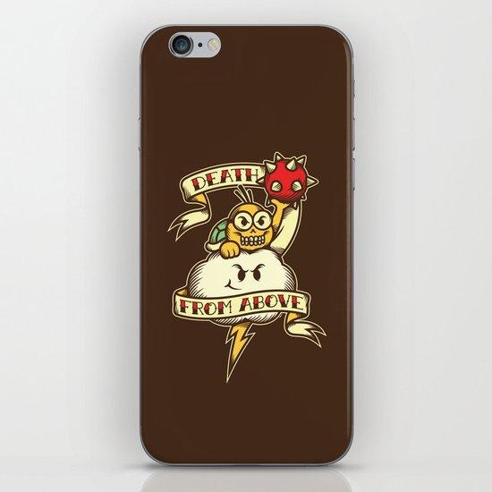 Lakitattu iPhone & iPod Skin