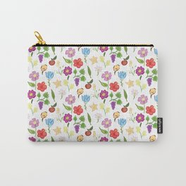 Eleonore's flowers Carry-All Pouch