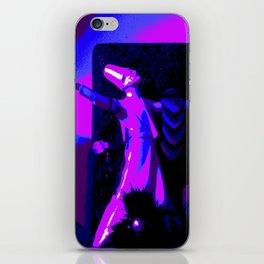 Midnight Dervish iPhone Skin