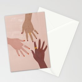 Love Is A Superpower Stationery Cards