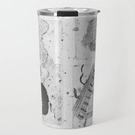 Anne of Green Gables Black & White Travel Mug