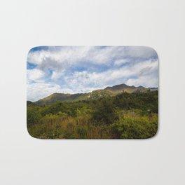 Scenic Greenery- New Zealand Bath Mat