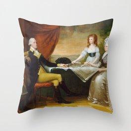 23 skidoo Throw Pillow