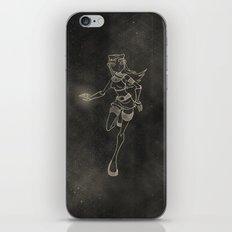 Teen Titans: Starfire iPhone & iPod Skin