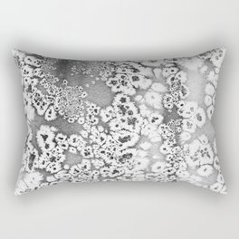Organic Dark Matter - Interpretation I Rectangular Pillow