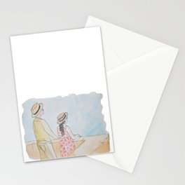 Dreamy Couple Stationery Cards