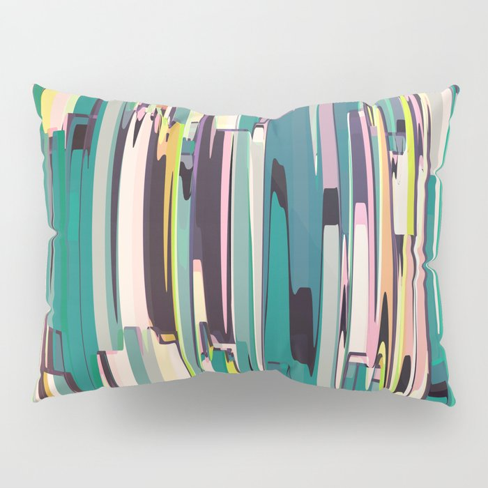 Abstract Composition 640 Pillow Sham
