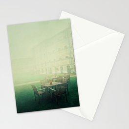 oxford castle silence Stationery Cards