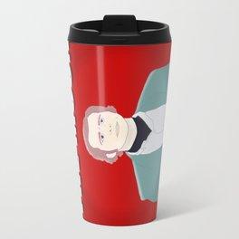 MAN ON THE MOON Travel Mug