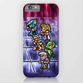 Final Fantasy Bahamut Battle iPhone Case