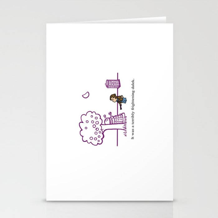 Dr Harold and the Purple Screwdriver Stationery Cards