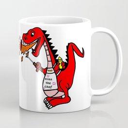 BBQ Dragon Coffee Mug